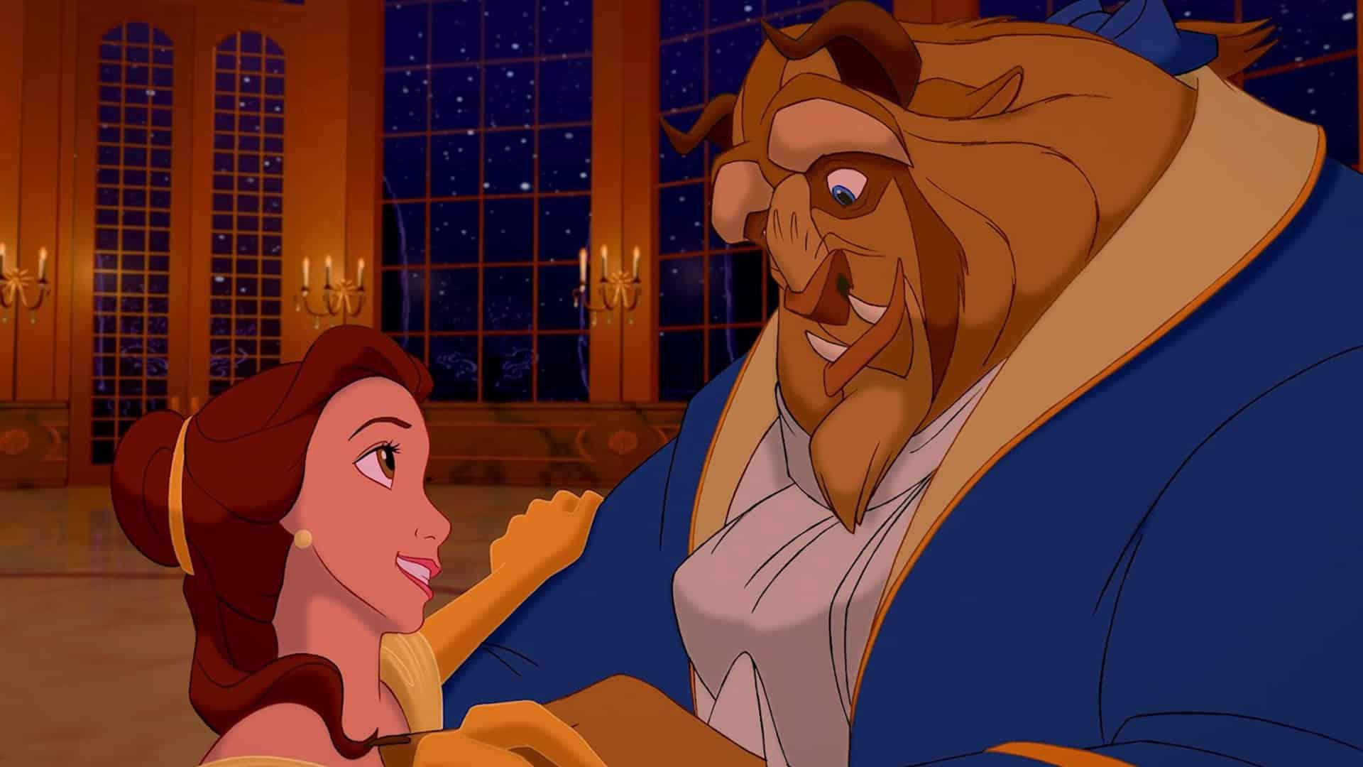 Pôvodná animovaná verzia od Disneyho