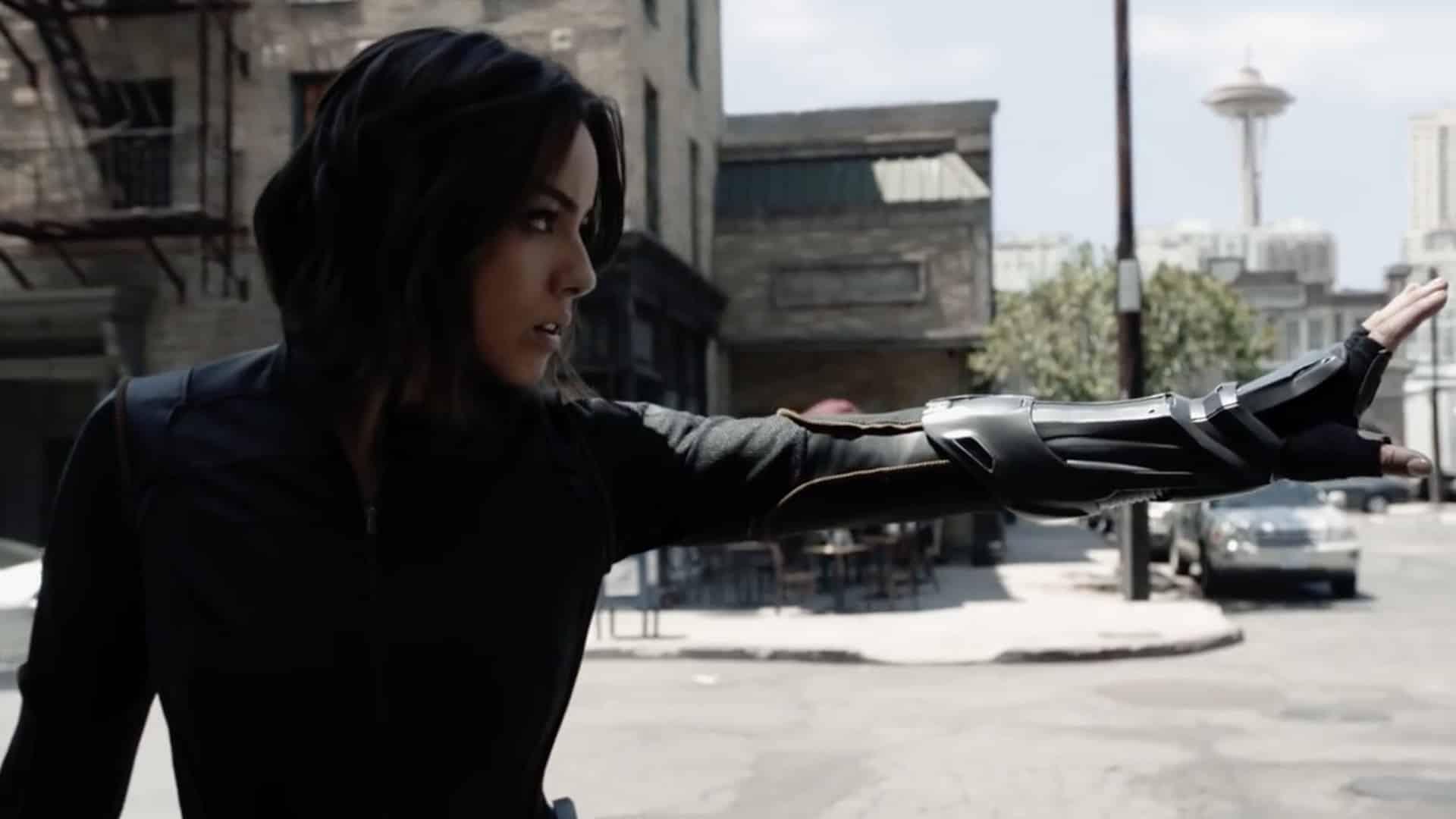 Inhuman Daisy v Agents of S.H.I.E.L.D.
