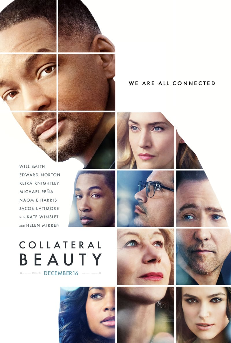 Plagát na Collateral Beauty