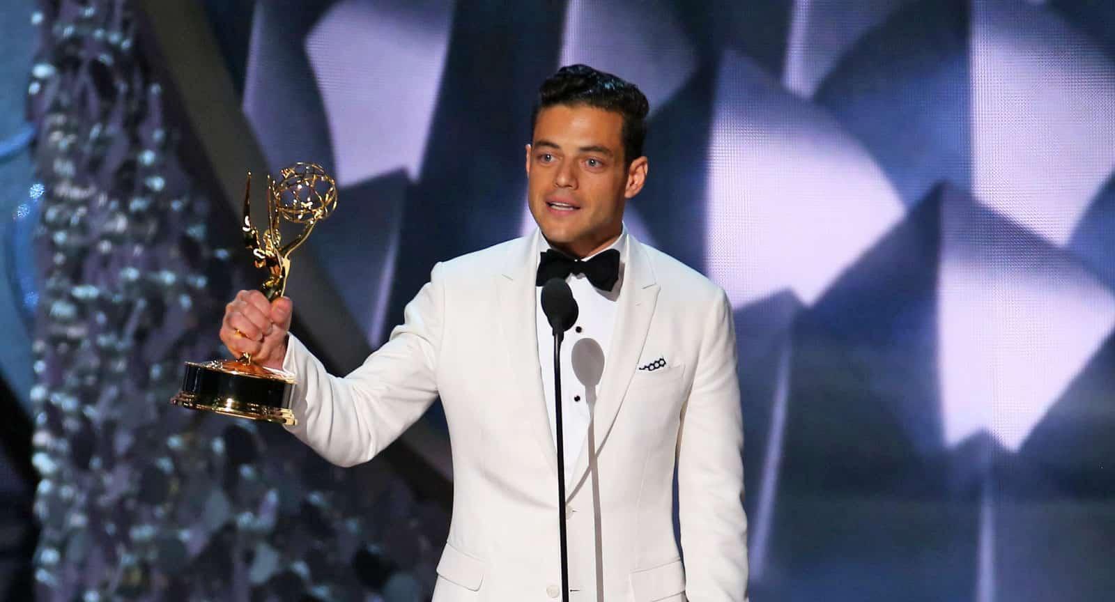 Rami Malek, výherca ceny Emmy