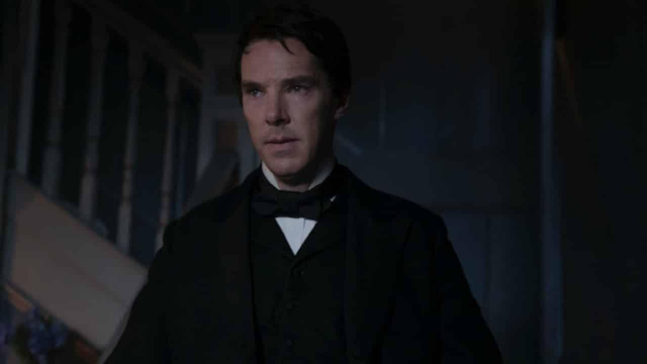 Benedict Cumberbatch ako Thomas Edison z filmu The Current War