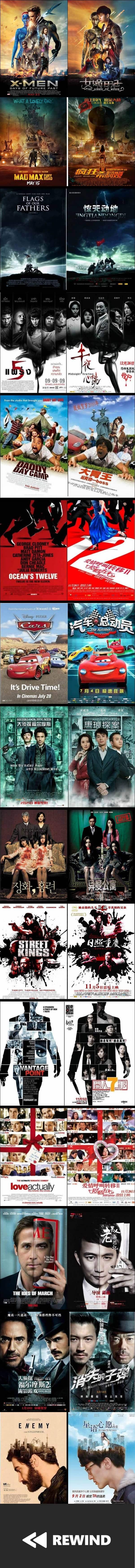 Čínske postery