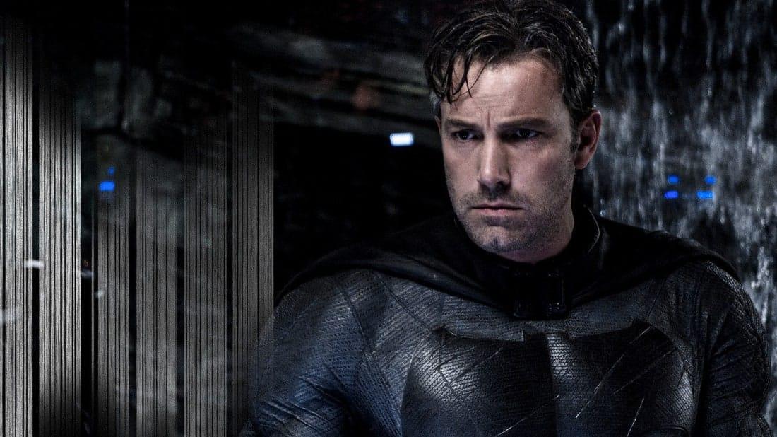 Ben Affleck ako Batman