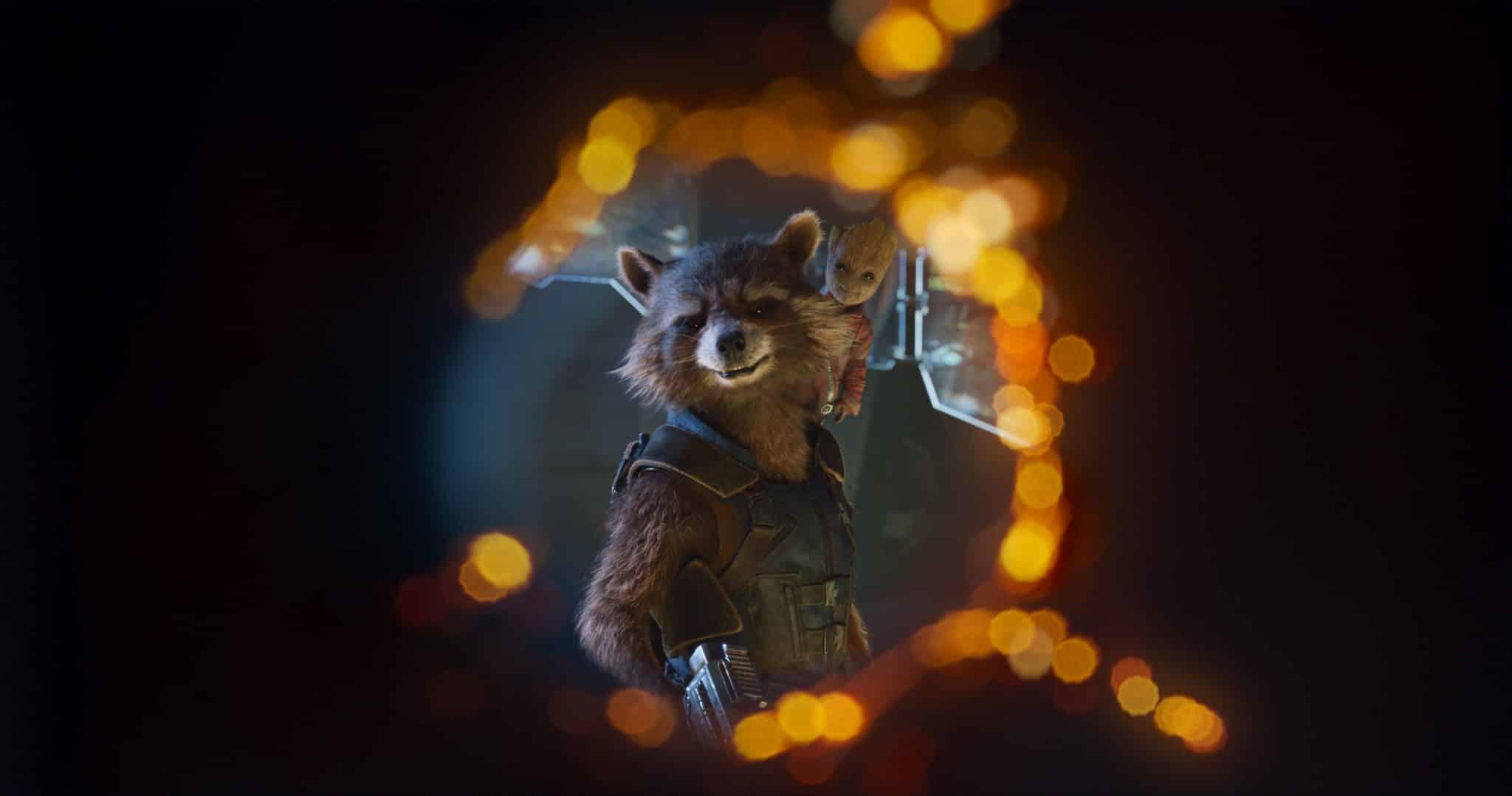 fotky z Guardians of the Galaxy 2