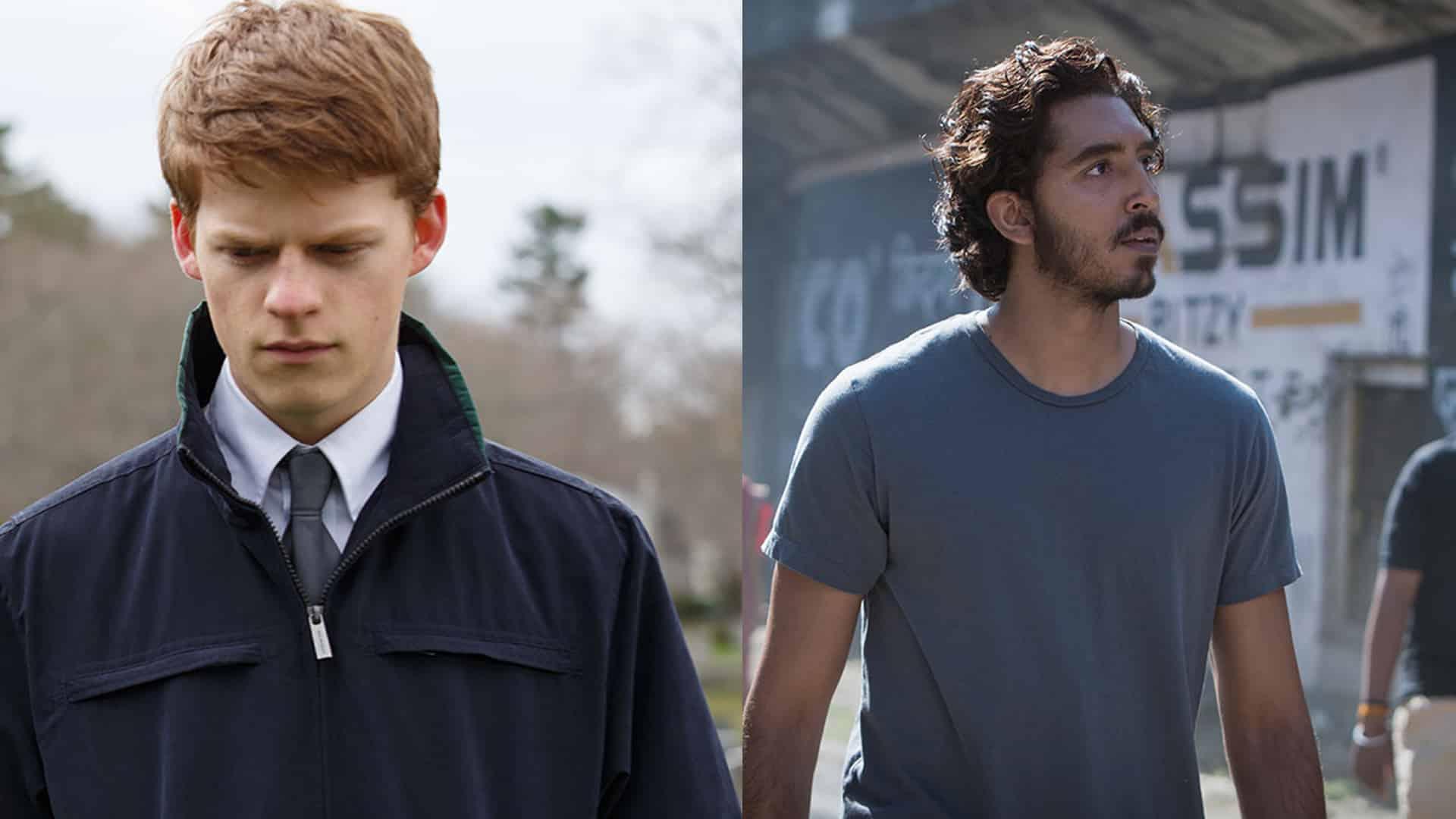 Najlepší herci vo vedľajšej roli: Lucas Hedges za Manchester by the Sea a Dev Patel za Lion