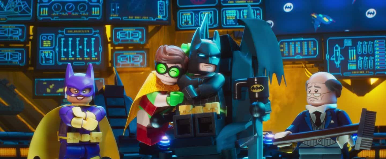 """Batman a jeho nová """"rodina"""""""