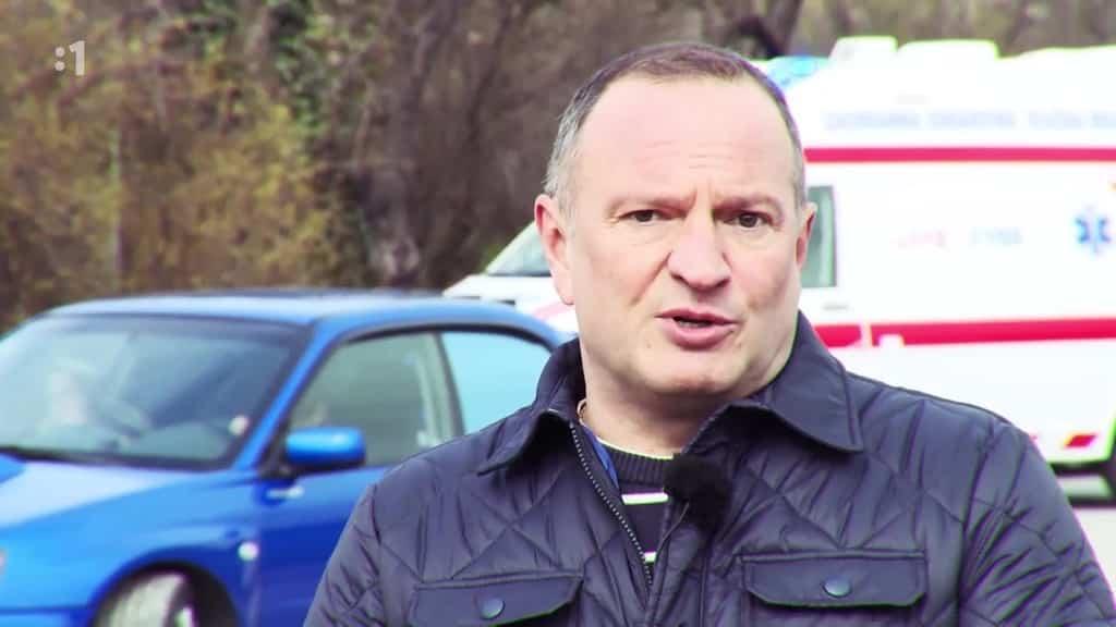 Moderátor relácie Jazdi Hlavou - Alexander Štefuca | Zdroj: rtvs.sk