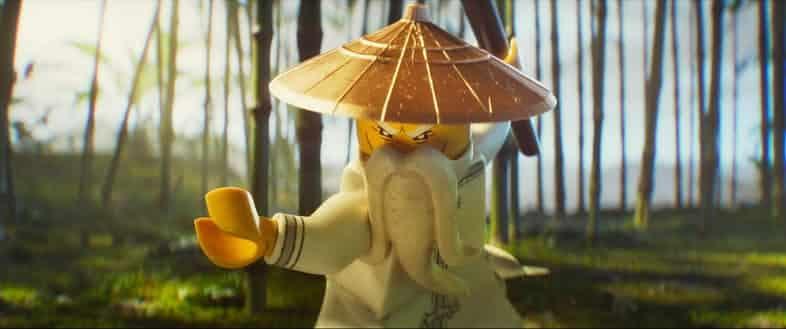 Majster nindžov - Sensei Wu