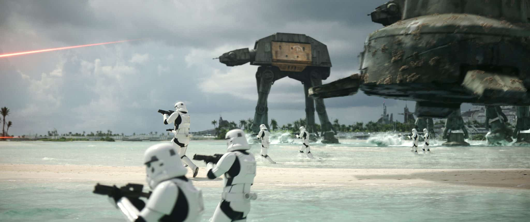 Rogue One: A Star Wars Story; Zdroj: collider.com