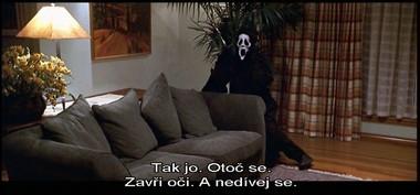 Pamätáte si na legendárnu schovávačku? (Scary Movie 1)
