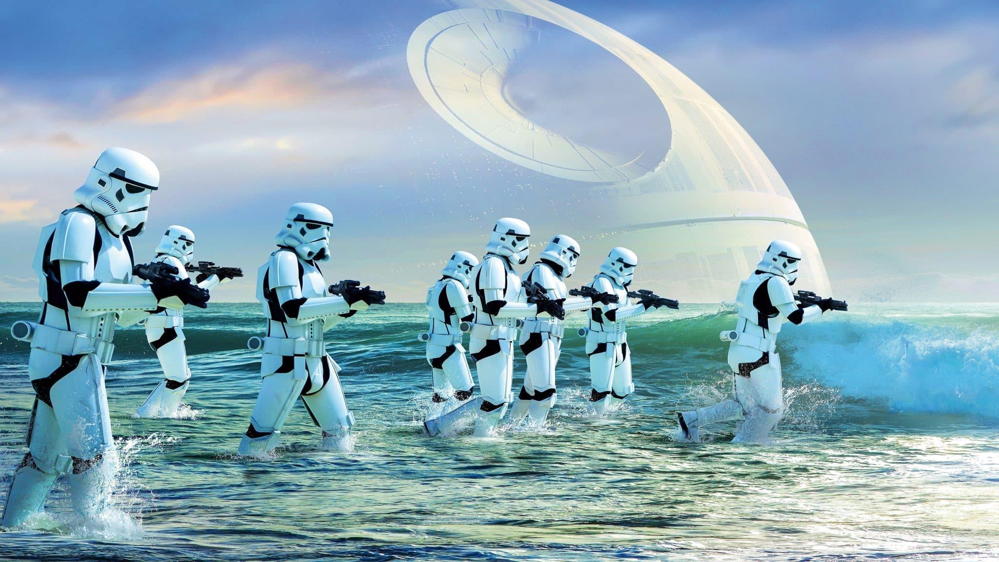 Najlepšie efekty: Rogue One: A Star Wars Story; Zdroj: hdwallpaper.in