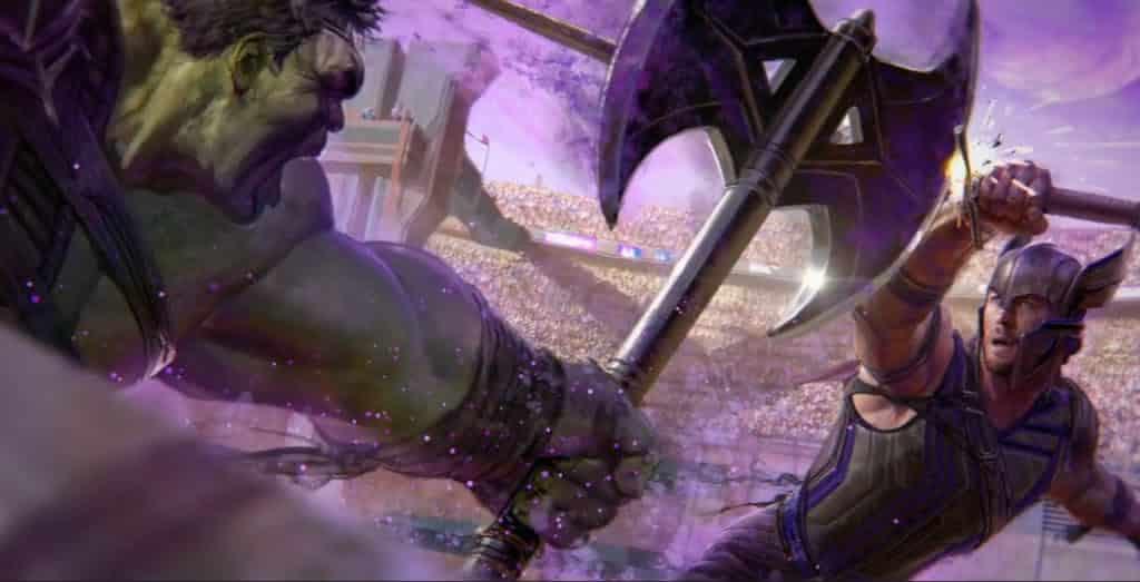 Gladiátor Hulk si to rozdáva v aréne s Thorom!, Zdroj: screenrant.com