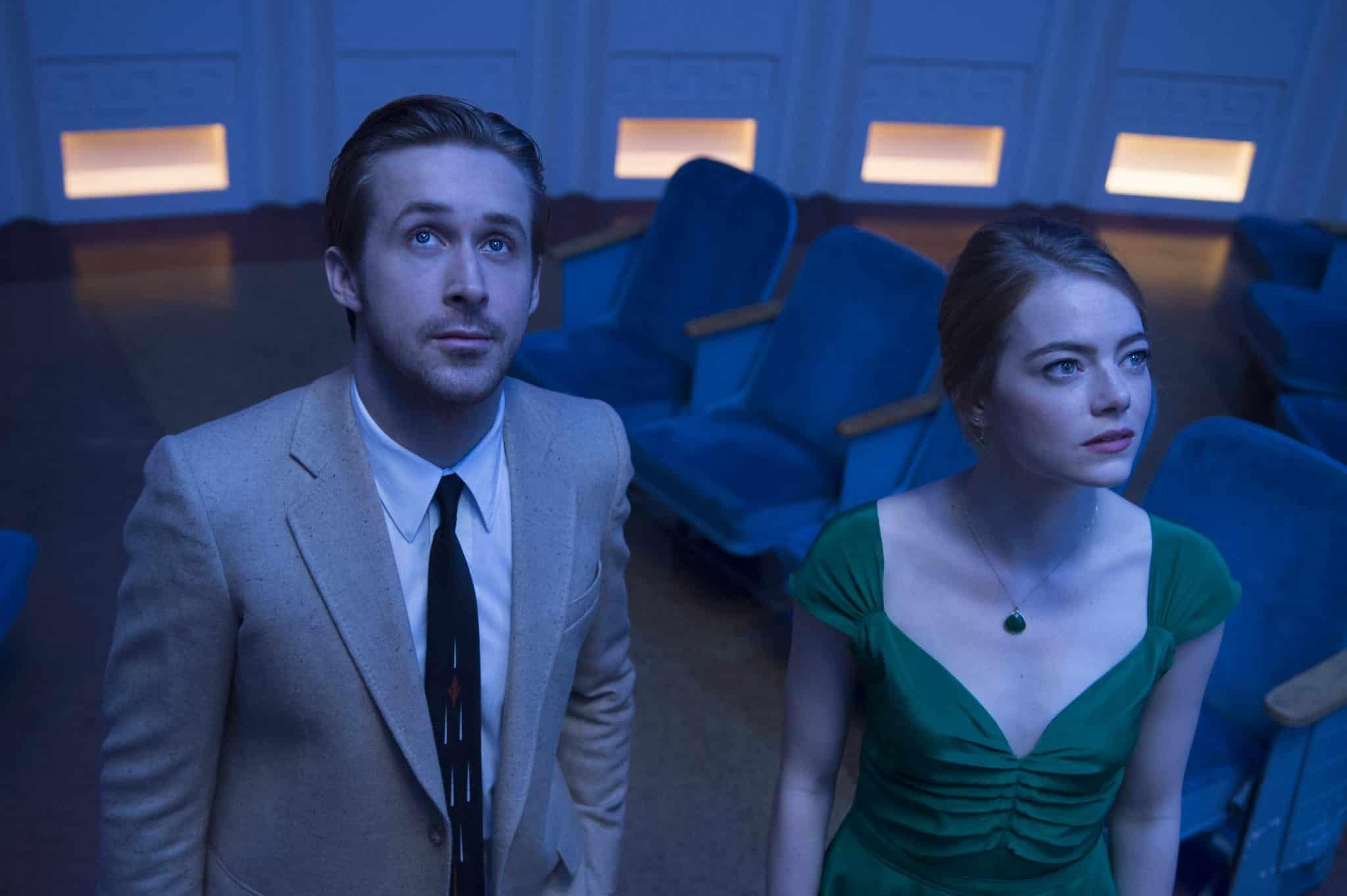 Najlepší film: La La Land; Zdroj: indiewire.com