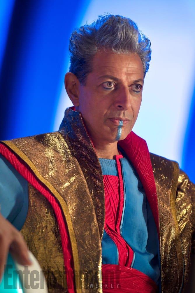 Jeff Goldblum ako Grandmaster!