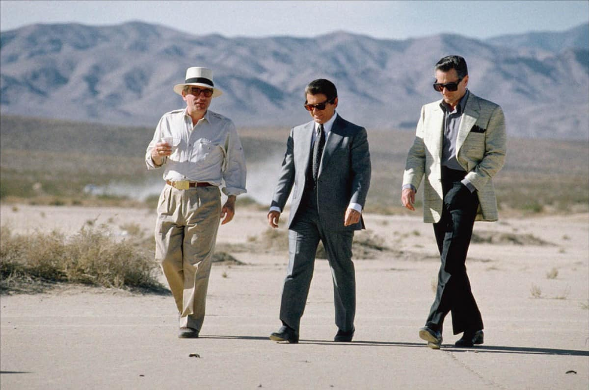 Robert De Niro, Martin Scorsese a Joe Pesci