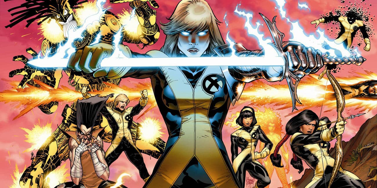 New Mutants v komiksoch