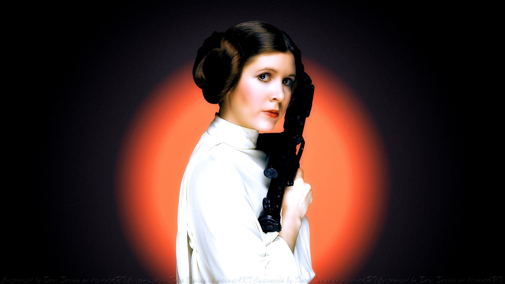 zosnulá Carrie Fisher star wars 9