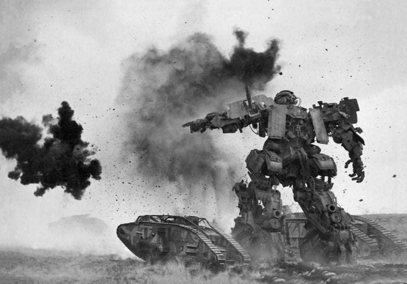 Brawl v Prvej svetovej vojne