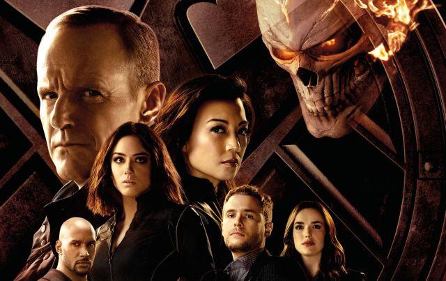 Hlavné postavy štvrtej série Agents of S.H.I.E.L.D.