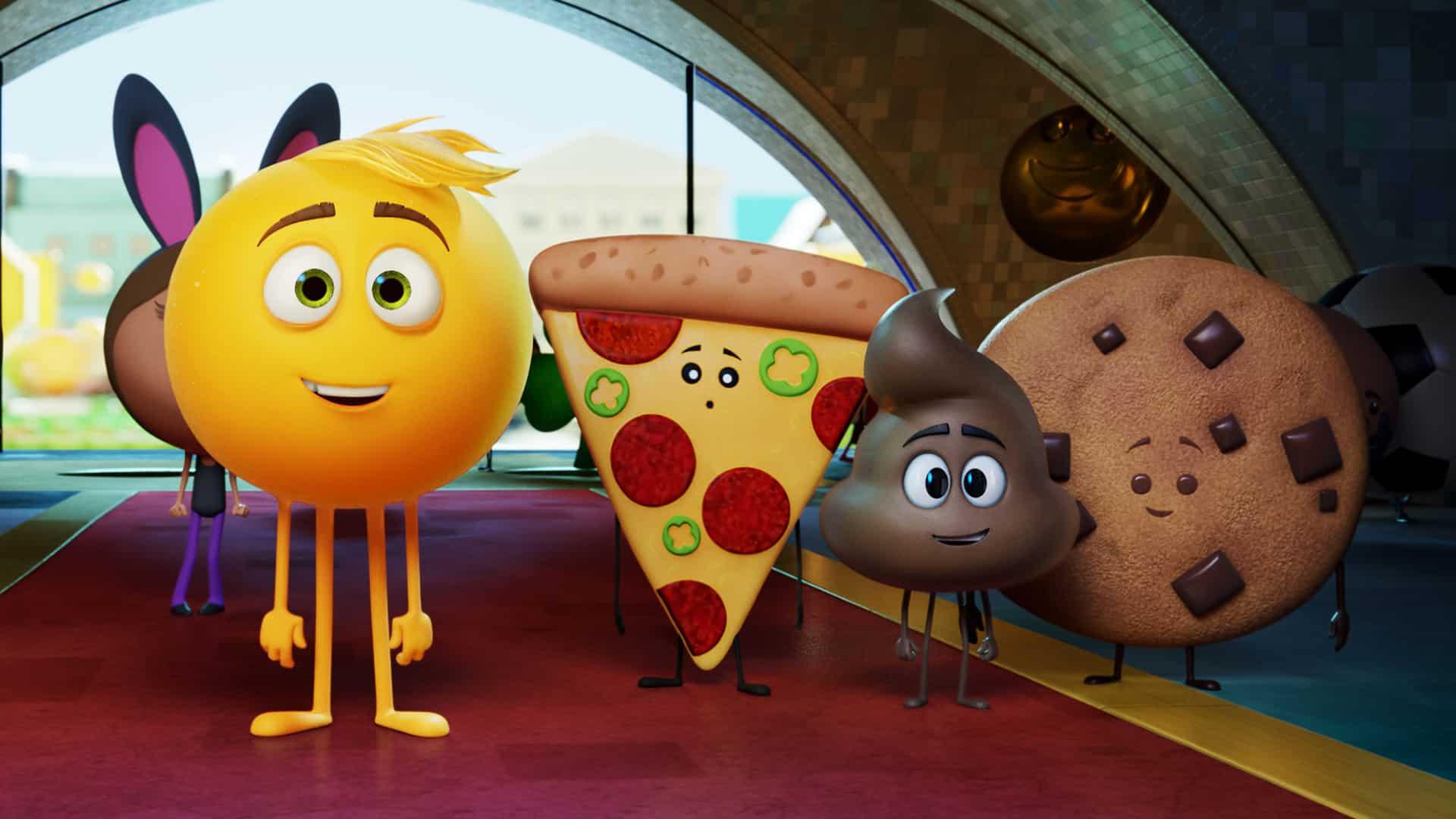 emoji movie trailer