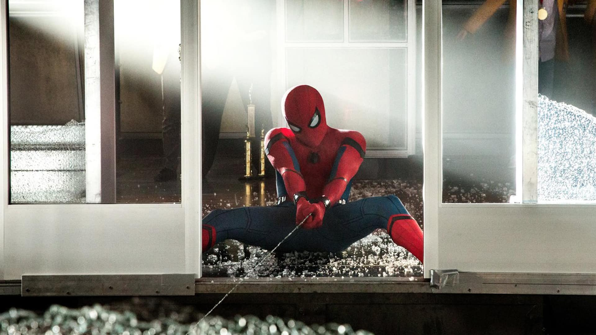 posledný spider-man homecoming trailer