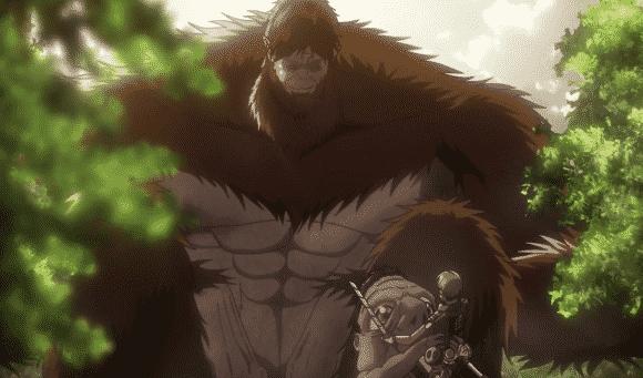 Prvé stretnutie s Beast Titánom