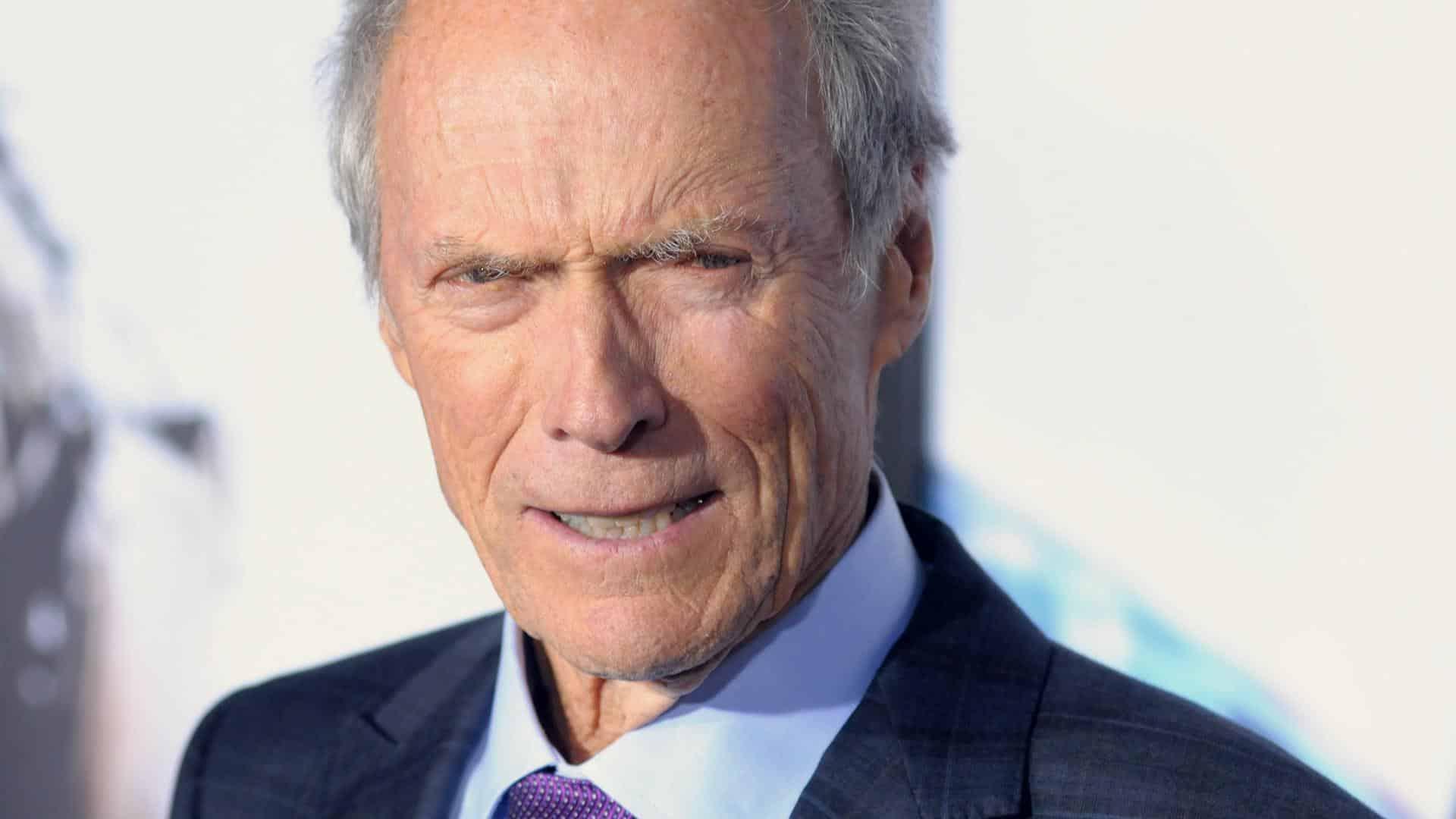 režisér Clint Eastwood