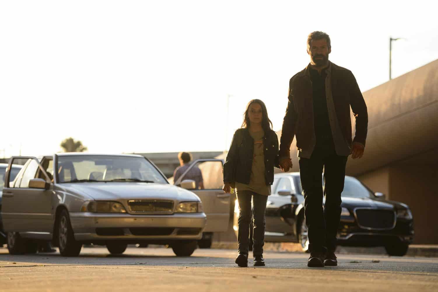 X-23 a Logan