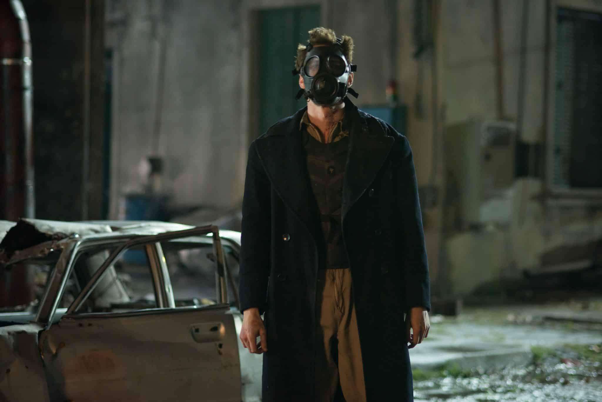 Hayden Christensen vo filme Numb