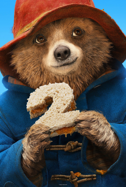 Oficiálny plagát na film Paddington 2