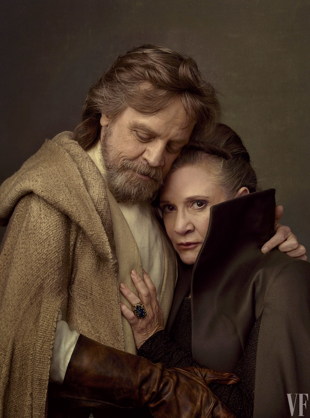 Mark Hamill a Carrie Fisher