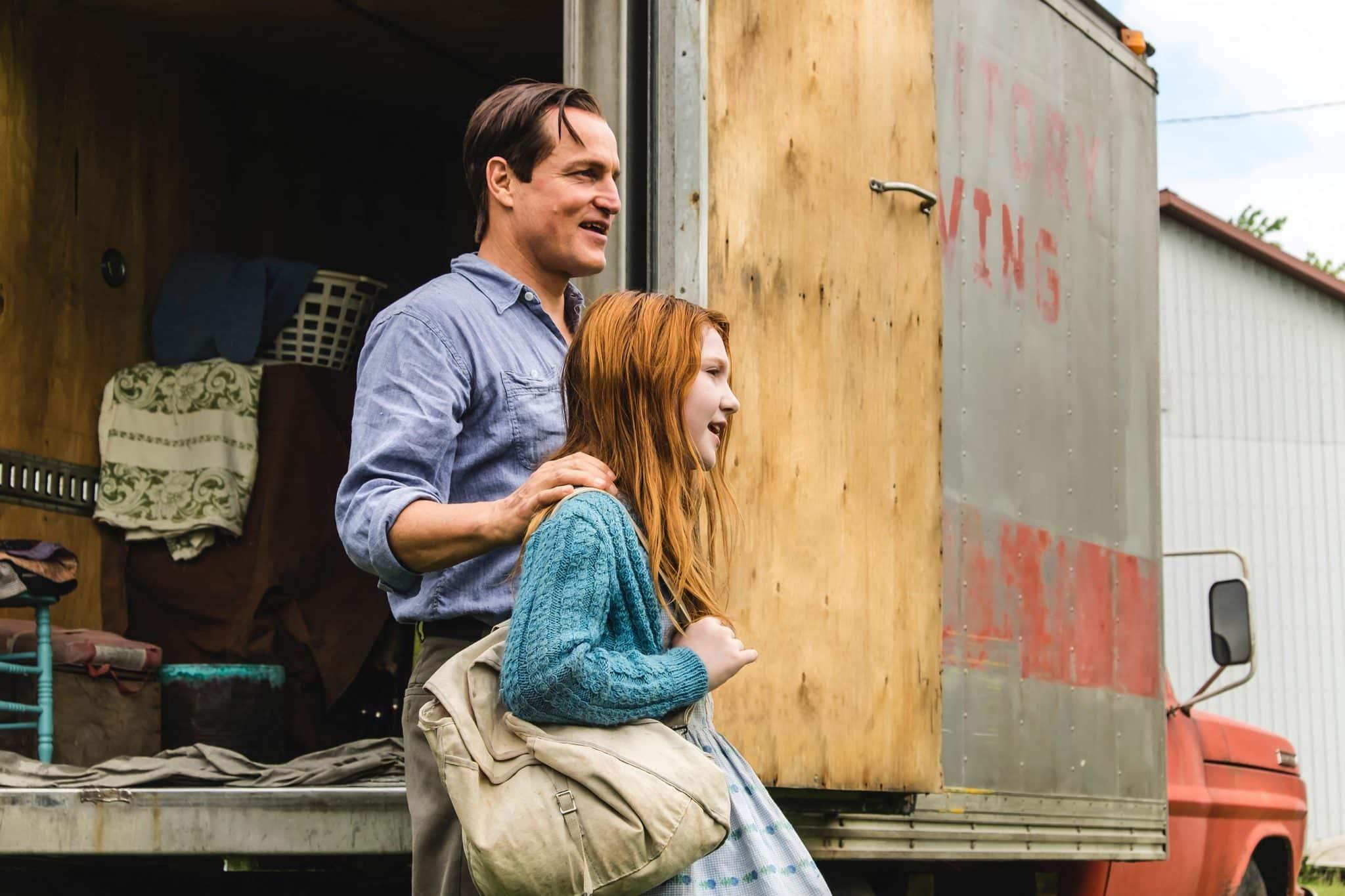 Woody Harrelson a mladá Jeannette