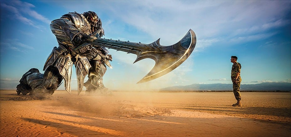 transformers: posledný rytier recenzia
