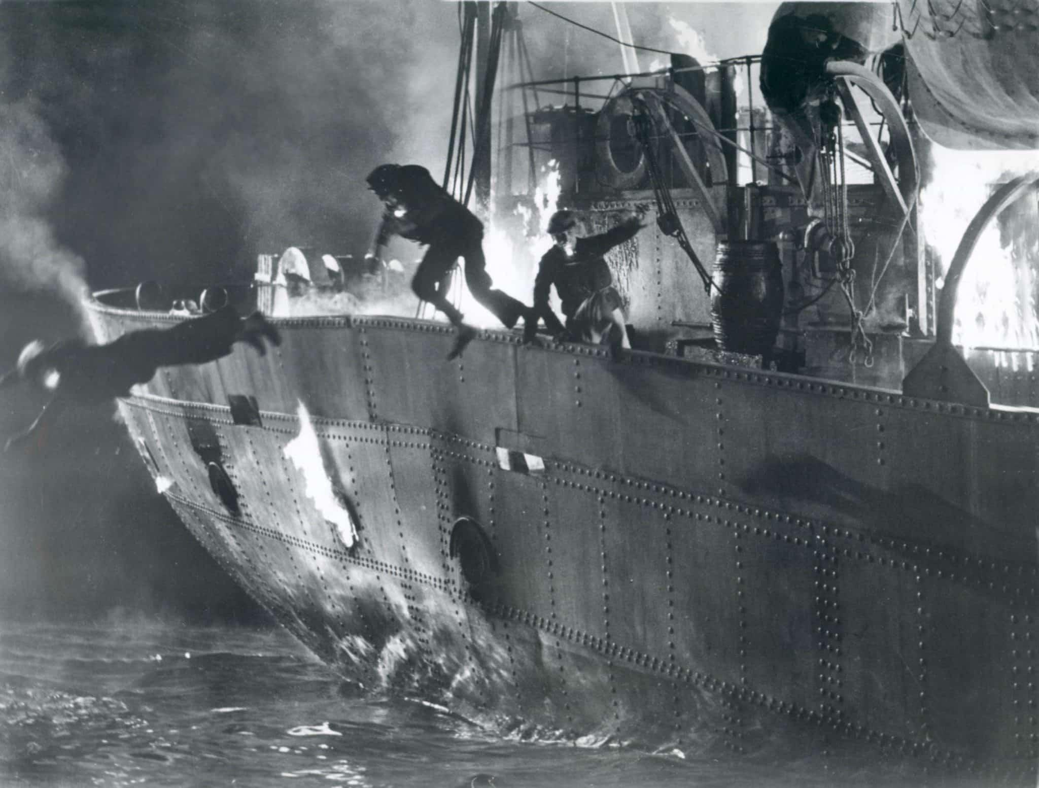 THE CRUEL SEA -1953