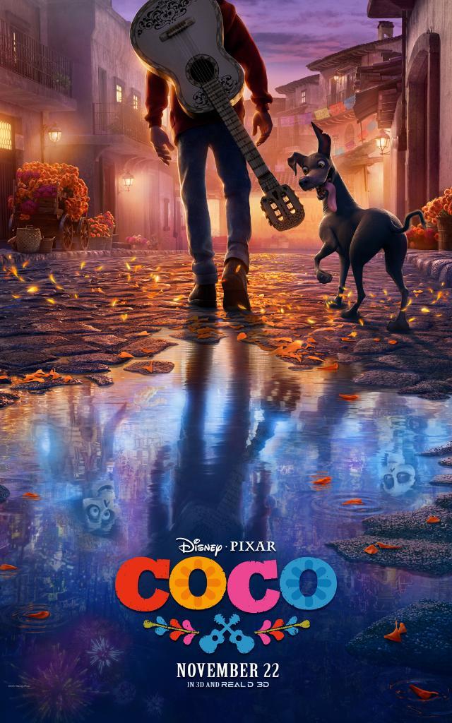 animák Coco