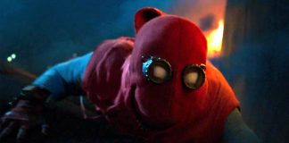 spider-man superhrdinský oblek