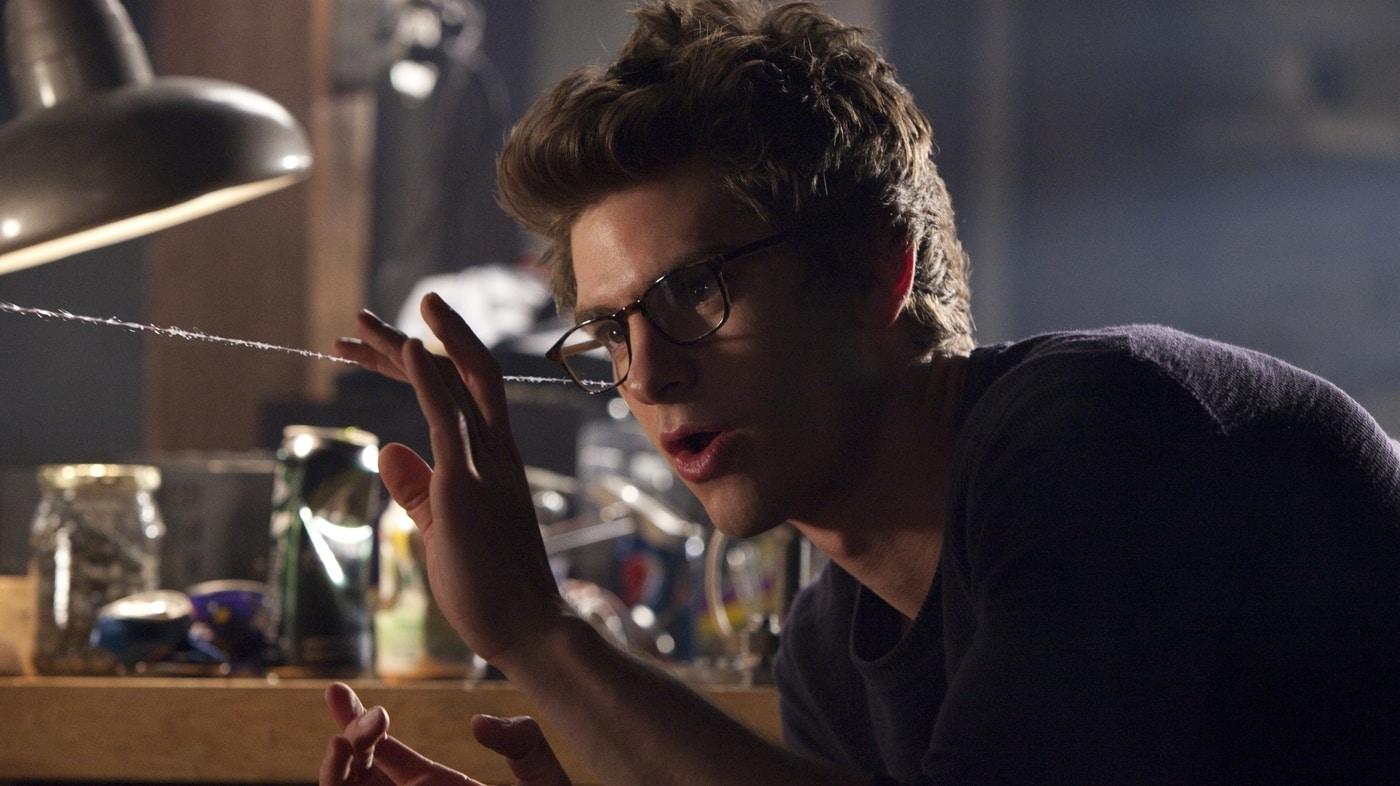 Andrew Garfield hrá nového Petra Parkera skvelo!