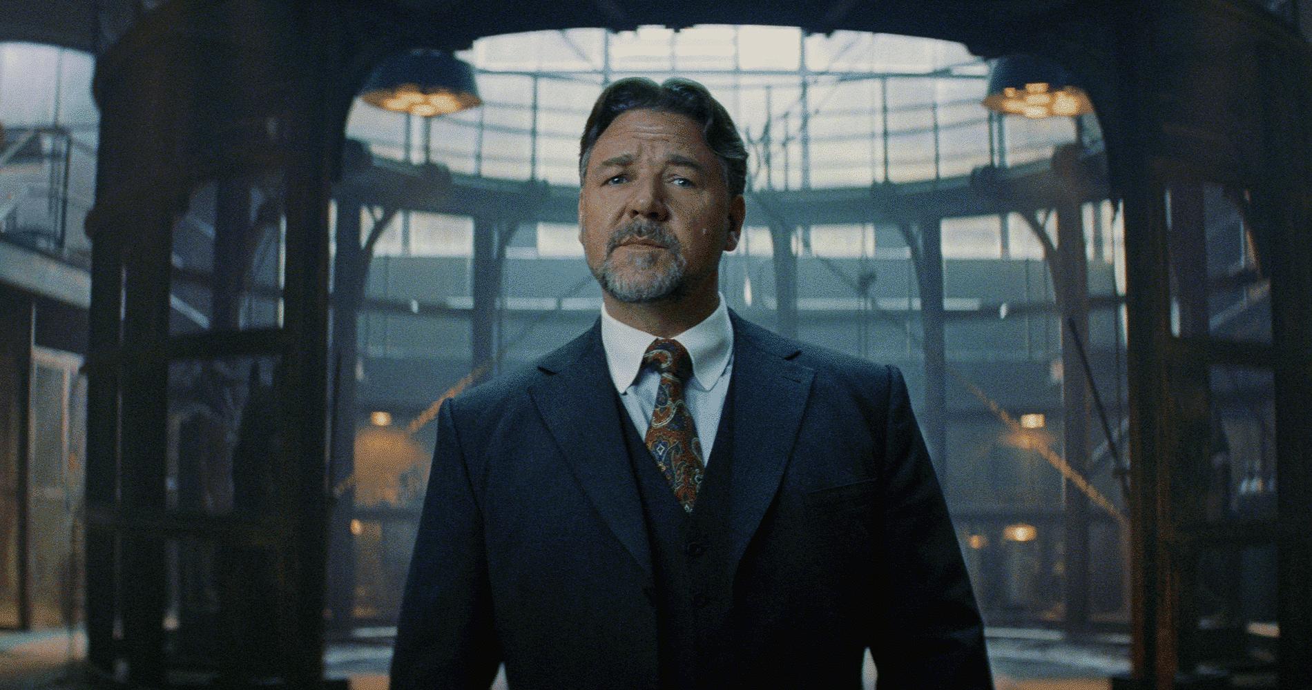 Snáď jedinou zaujímavou postavou filmu bol Dr. Jekyll a.k.a. Russell Crowe