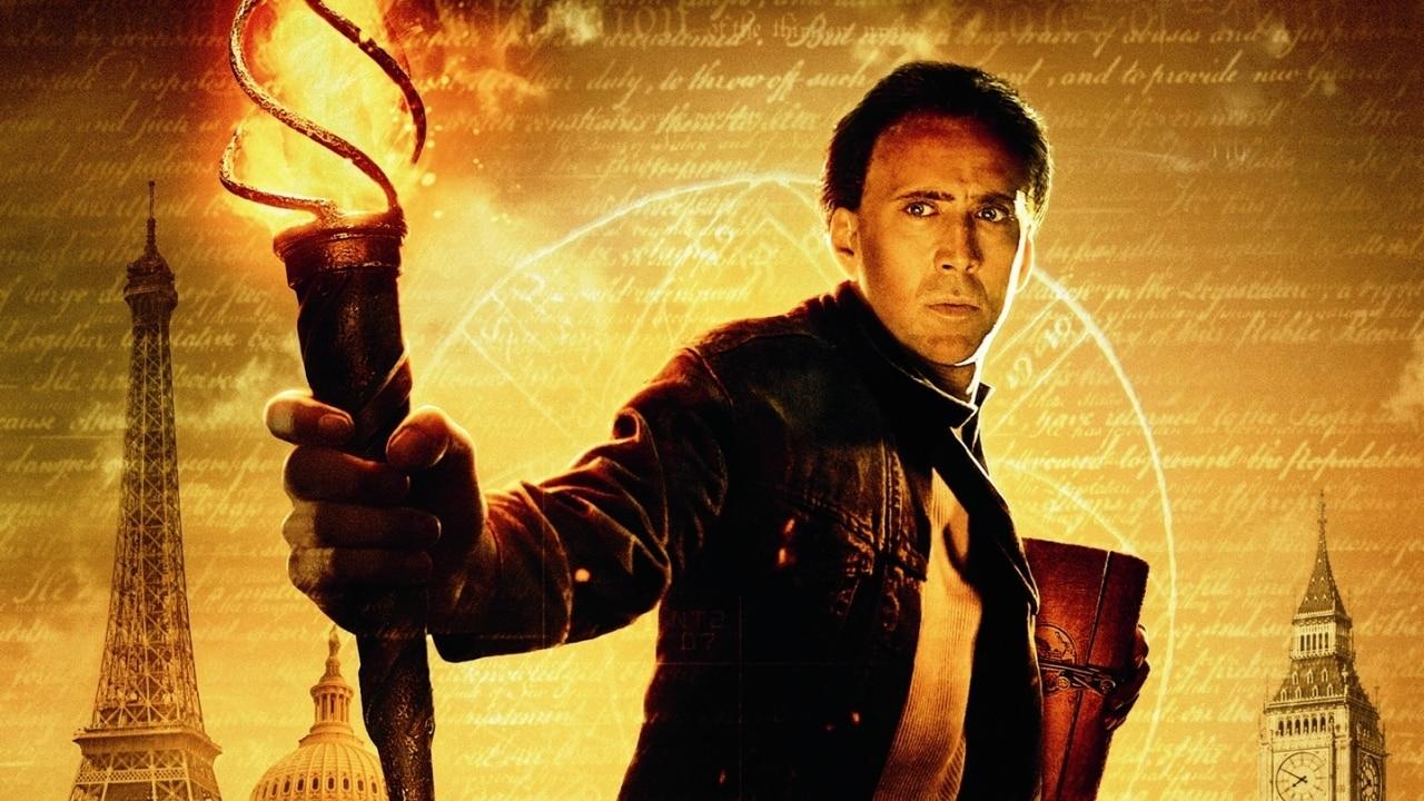 Nicolas Cage zachraňuje povesť svojej rodiny!