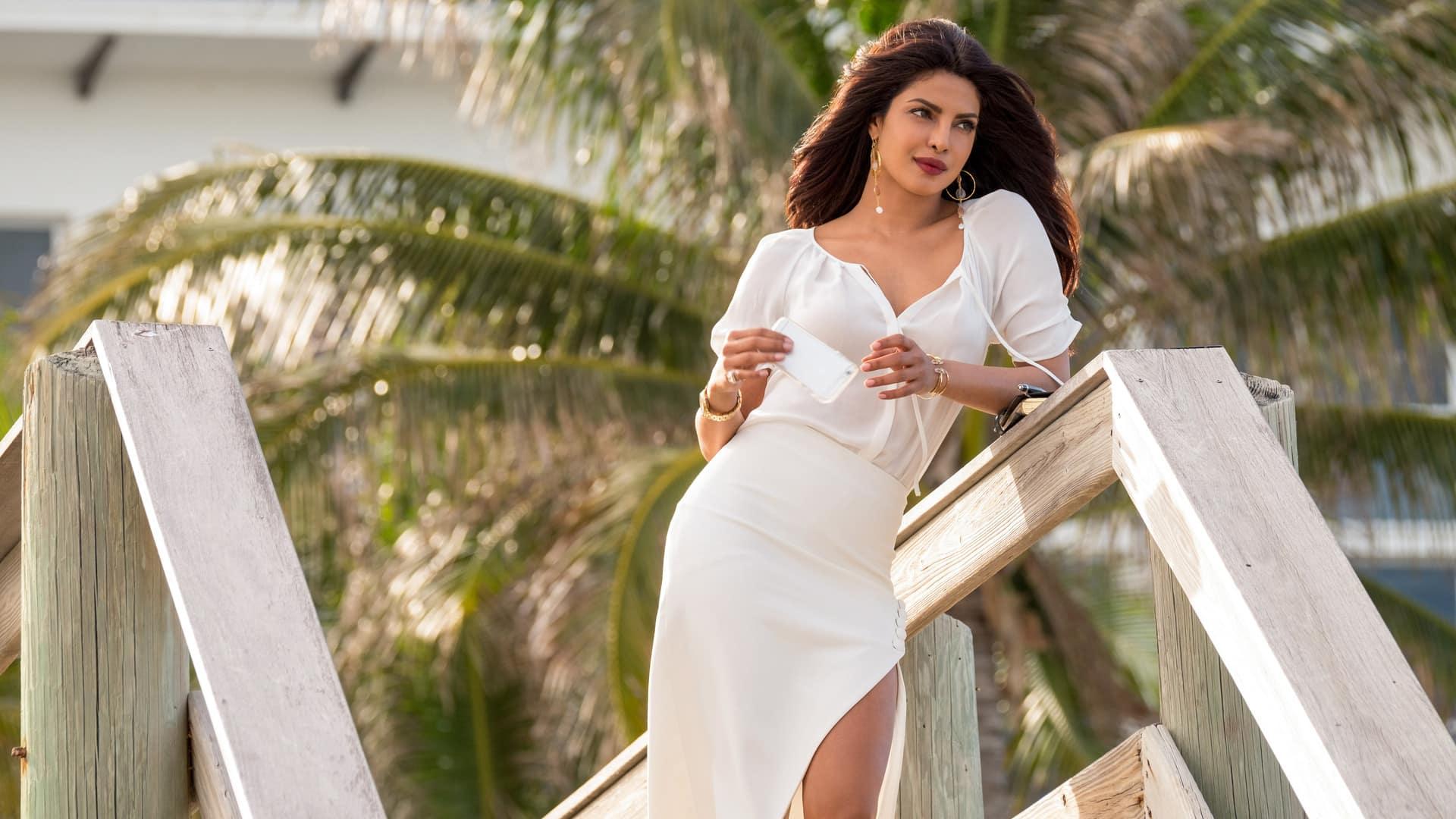 Priyanka Chopra ako Victoria Leeds