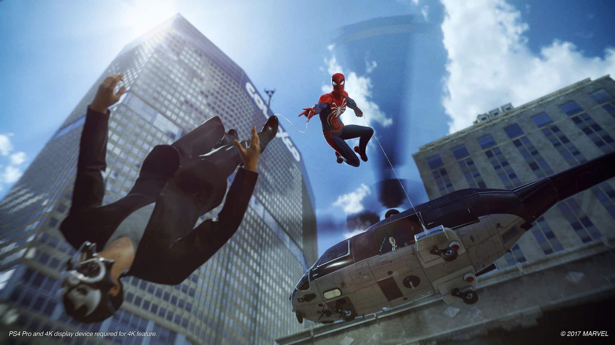 spider-man hra