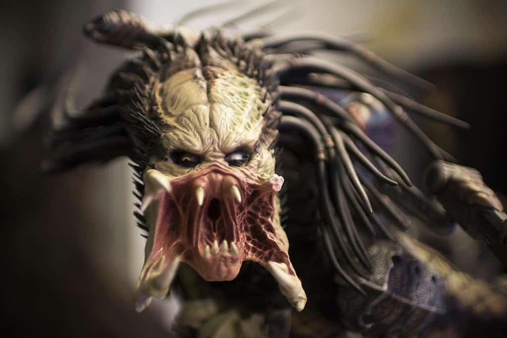 Majiteľ je v svojej zbierke najviac hrdý na postavy z filmu Votrelec alebo Predátor