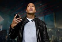 the rock x siri