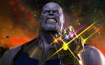 Trailer na Avengers: Infinity War