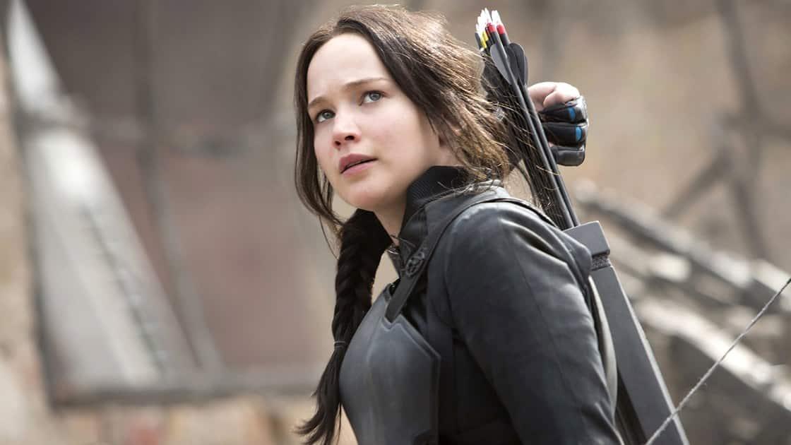 Väčšina ľudí ju pozná pre jej rolu Katniss Everdeen