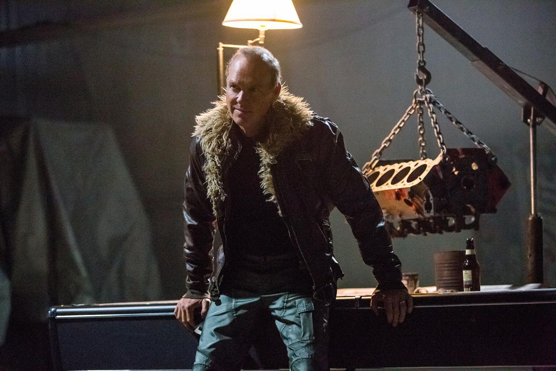 Michael Keaton predvádza jedného z najlepších záporákov v MCU