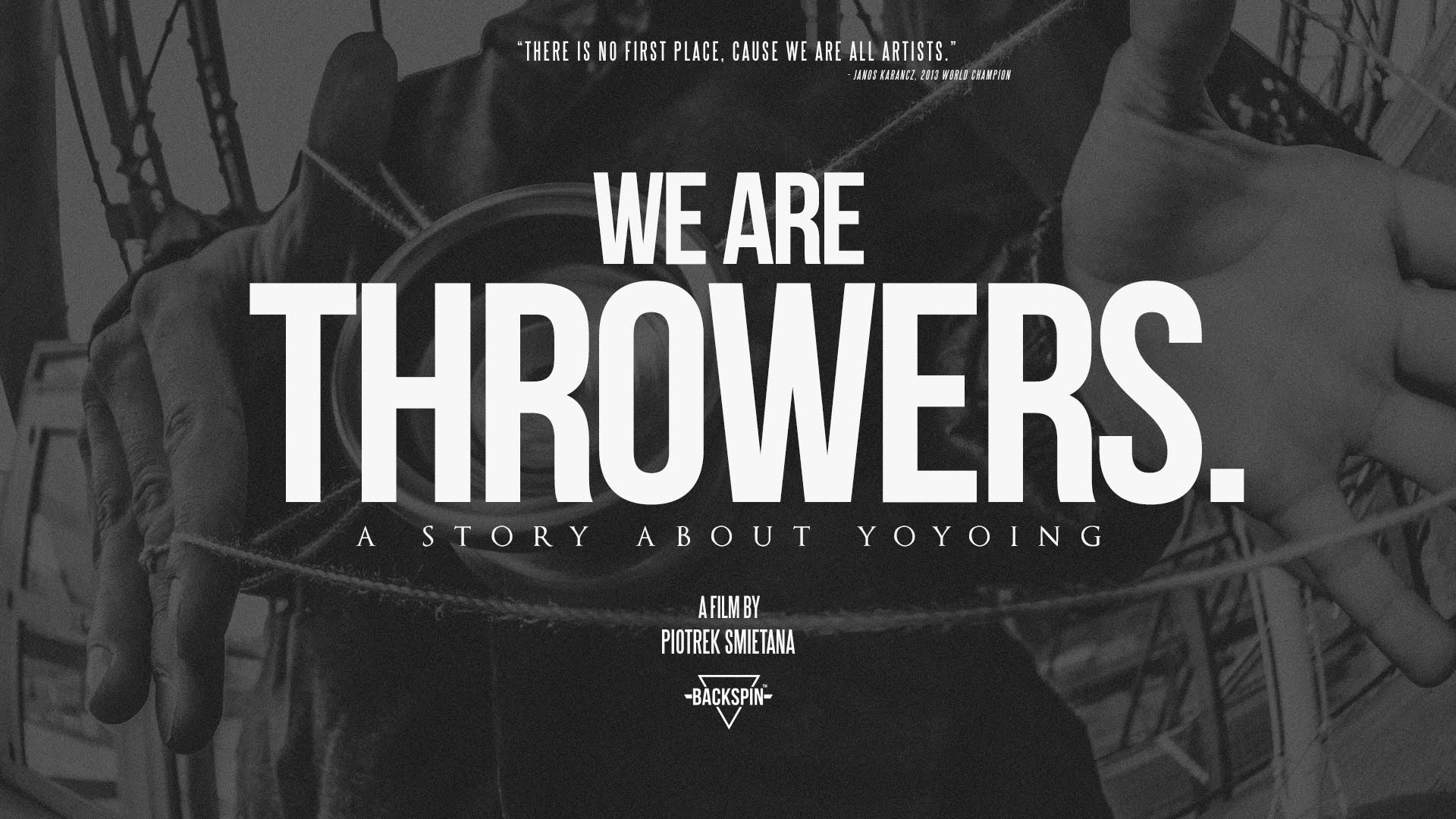 Dokument We Are Throwers