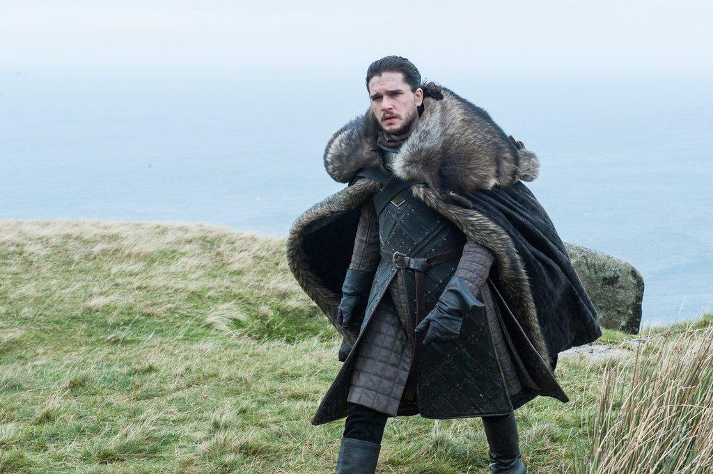 Fotka z najnovšieho dielu Game of Thrones