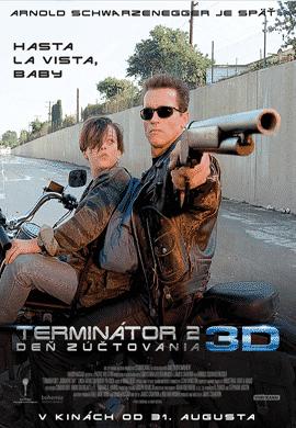 Terminátor 2: Deň zúčtovania 3D