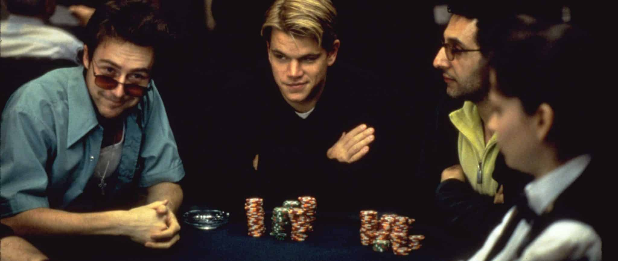 Edward Norotn a Matt Damon